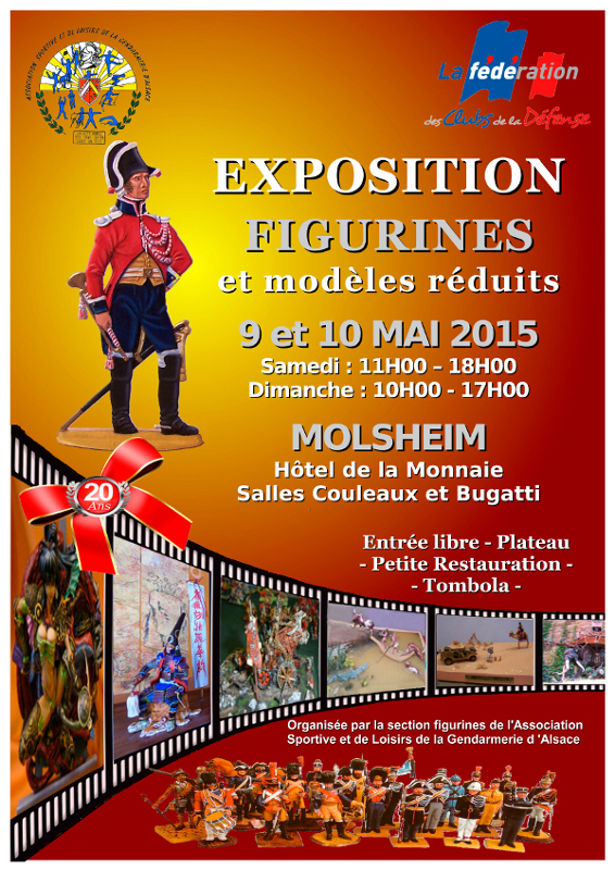 Exposition Molsheim 9-10 mai 2015 Molsheim